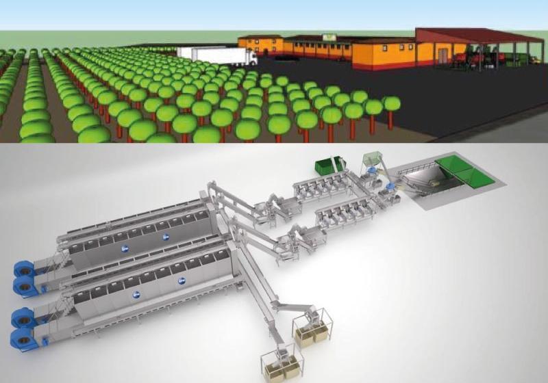 Caja Rural de Jaén financiará las nuevas instalaciones de procesado de pistacho de APPISTACO en Navas de San Juan