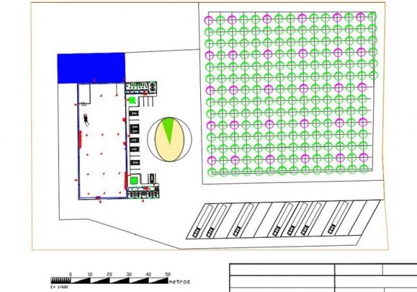 ¡Arrancamos 2017 con el diseño de las futuras instalaciones de la cooperativa!