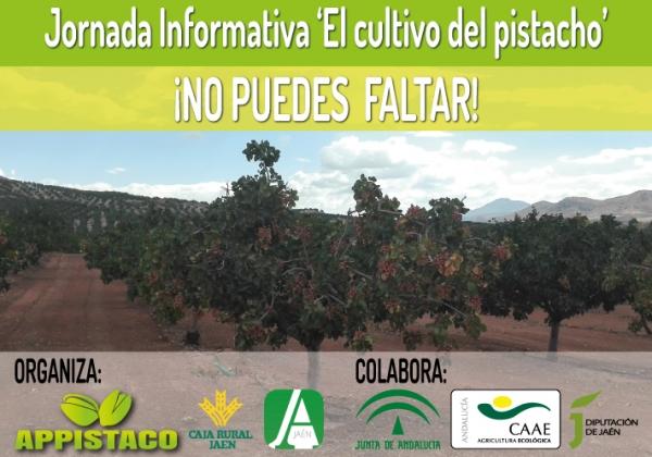 Jornada Informativa 'El cultivo del Pistacho'