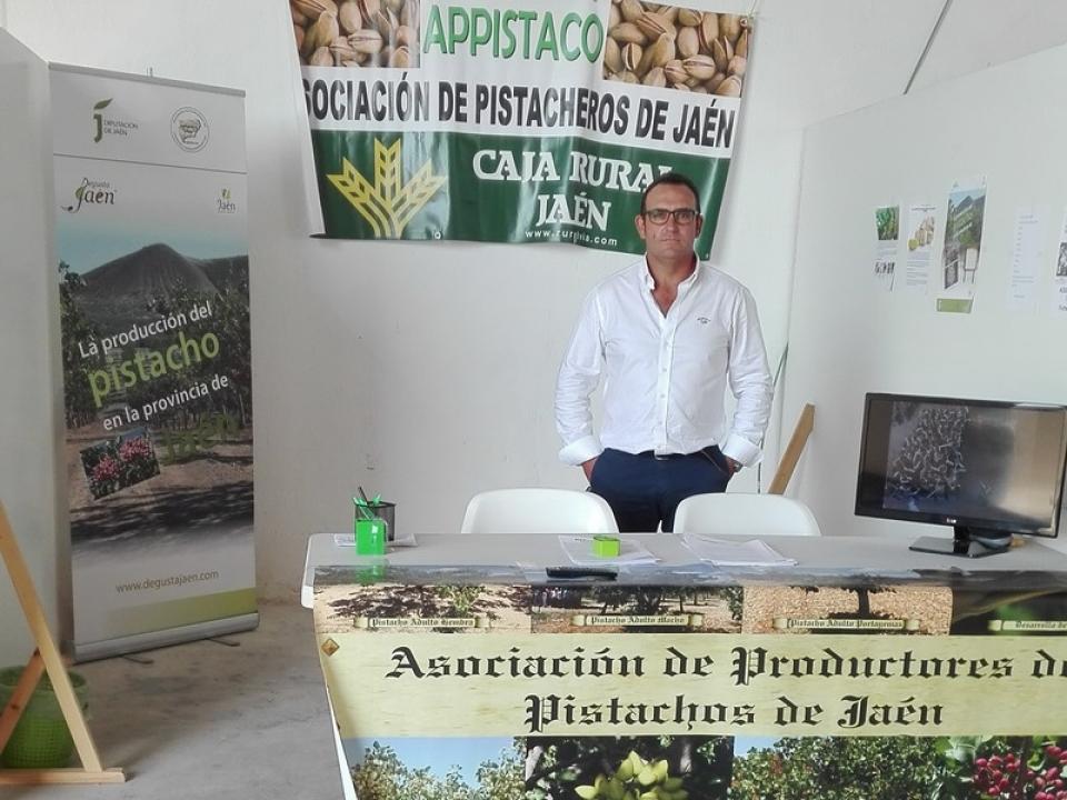 APPISTACO en la Feria Agrícola de Marmolejo