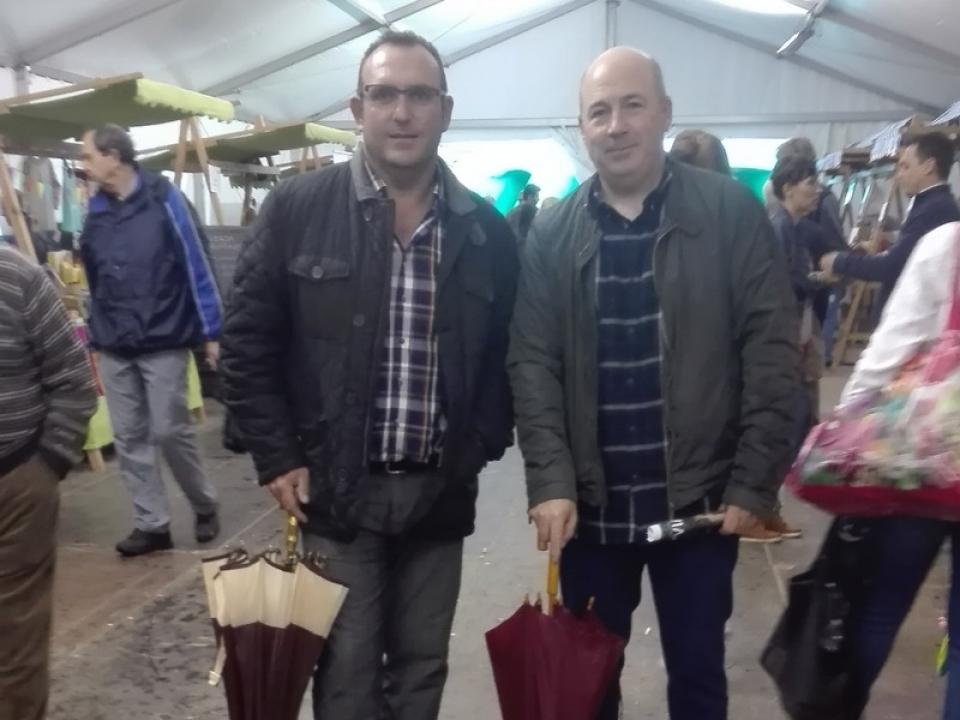 Visita a BIOCórdoba 2016, la feria ecológica de Córdoba